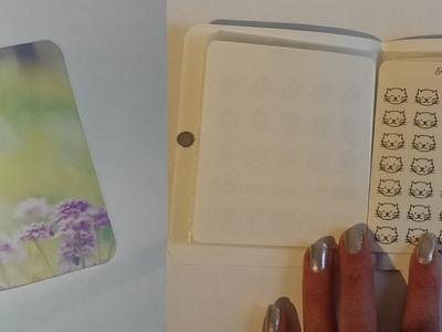 DIY Tutorial FILOFAX  Sticker-Album.Organizer mit dem Fuse Tool