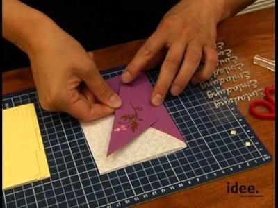 Idee. Tipp Nr. 066 - Kartengestalten zur Einladung