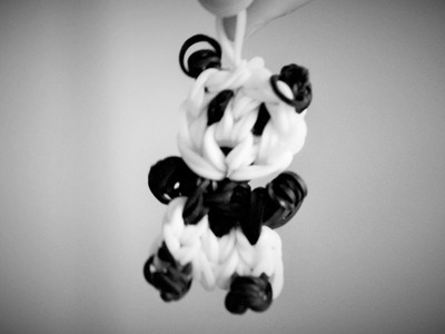 Loom Bands Panda