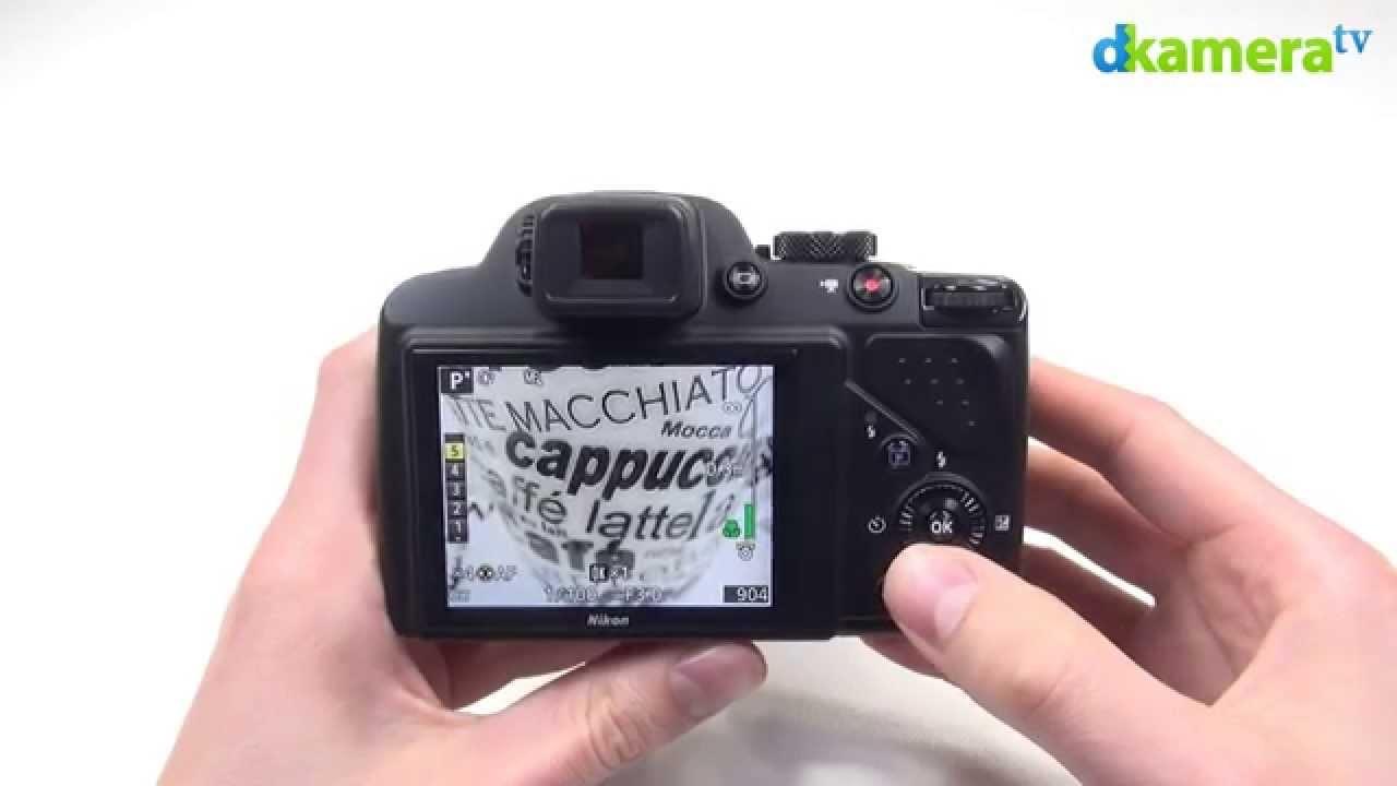 Nikon Coolpix P530 Test (2.2): Fazit
