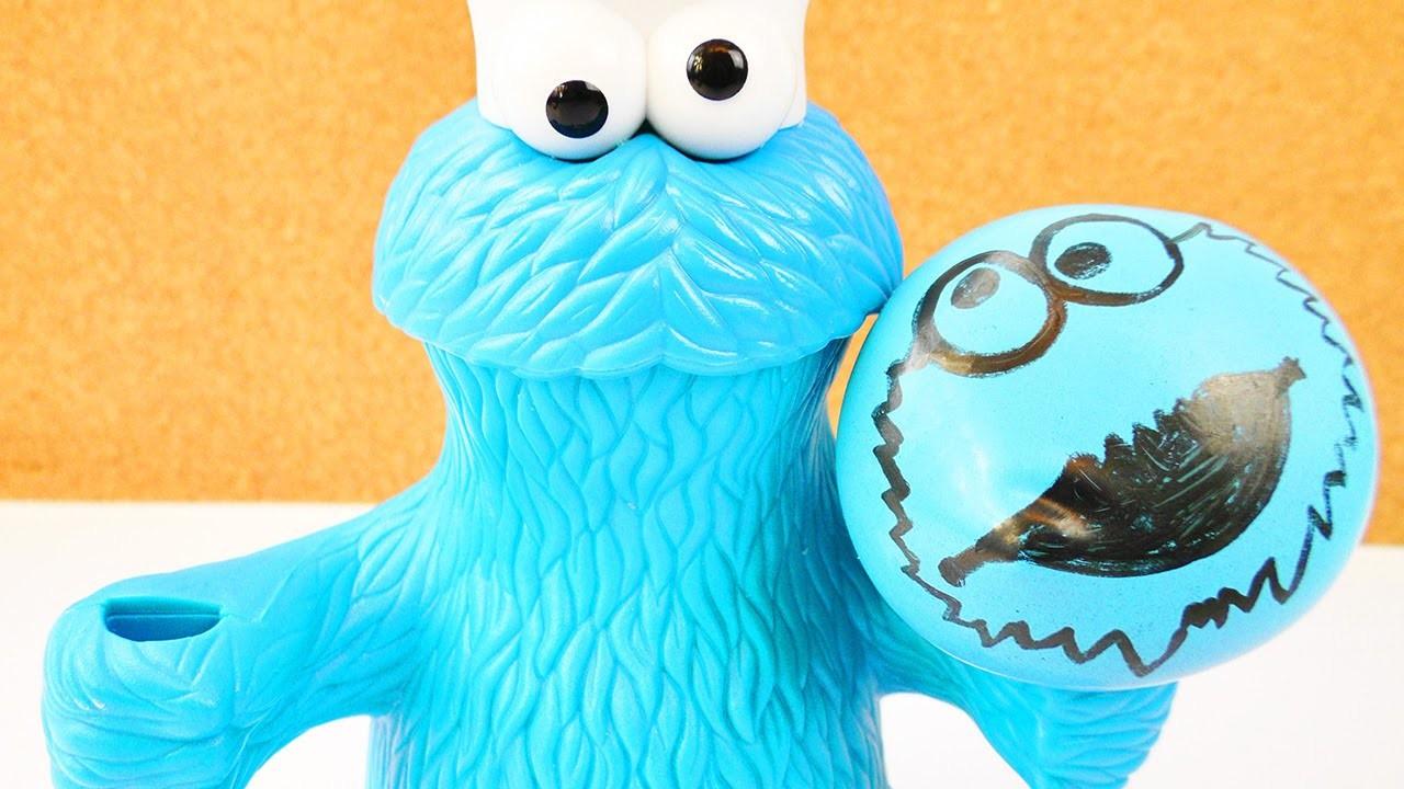Orbeez Ball Alternative | Krümelmonster Antistressball selber machen
