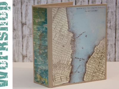 Workshop to go! ~ Album mit der Hidden Hinge Bindung - Stampin' Up! (Intro)