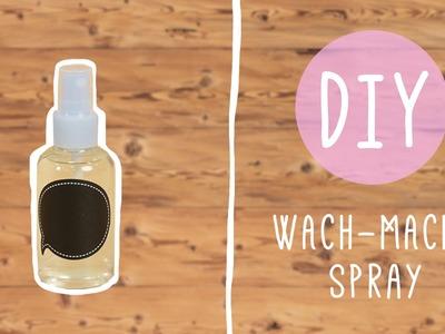 DIY mit Nina: Duftendes Wach-Mach-Spray