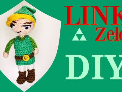 Link (Zelda) · Häkelanleitung *Do it Yourself* Teil 1