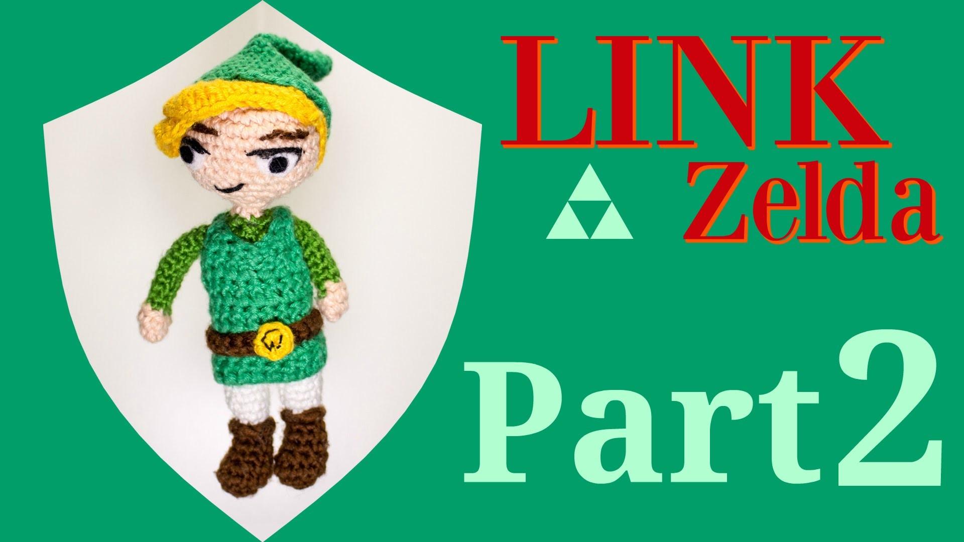 Link (Zelda) · Häkelanleitung *Do it Yourself* Teil 2