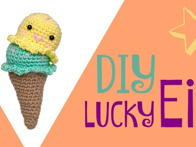 Lucky Eis · Häkelanleitung *Do it Yourself*