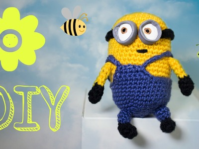 Minion · Häkelanleitung *Do it Yourself*