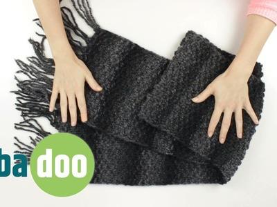 Schal stricken für Anfänger - gemütlich und warm!