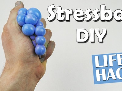Super Stressball selber machen - Lifehack