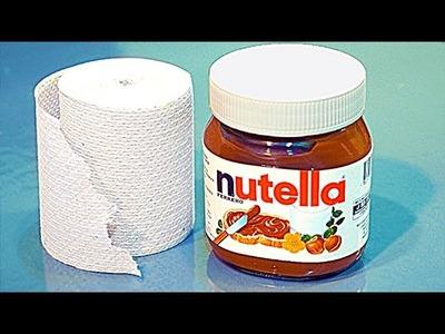 Wie man Nutella macht!
