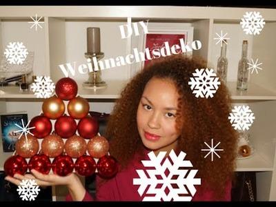 3 DIY Weihnachtsdeko Tipps