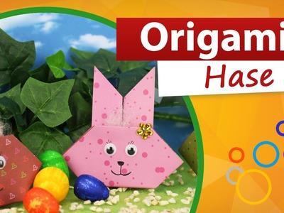 Origami Hase ▇ Falt- & Bastelidee ▶ trendmarkt24