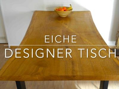 Designer Tisch selber bauen - Anleitung