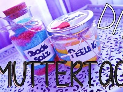 LAST-MINUTE MUTTERTAG DIY | Badesalz + Peeling ♥