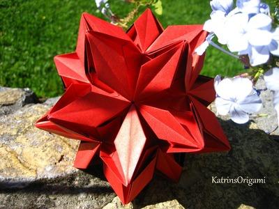 Origami ❃ Rafaelita ❃ Kusudama
