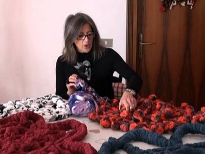 Big crochet