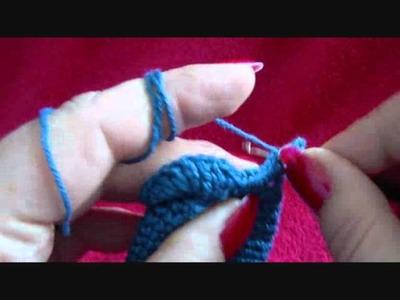 Häkeln crochet  croche. Blume flower