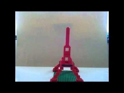 Lego Tour Eiffel StopMotion