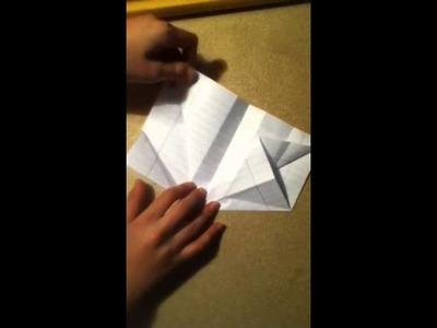 Papier Flieger(Origami)