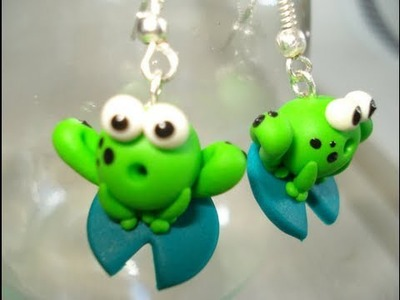 Polymer Clay. Fimo Charm Update 9