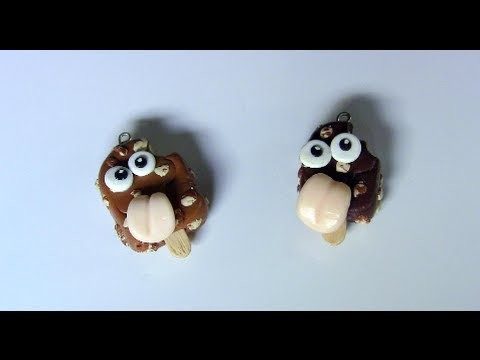 Polymer Clay. Fimo Eis am Stiel Tutorial