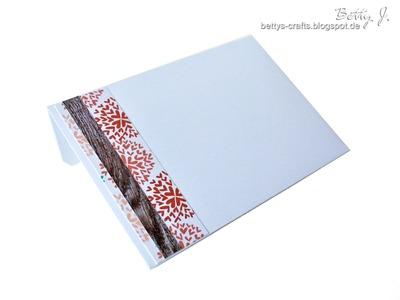DIY - Passende Briefumschläge für jedes Format