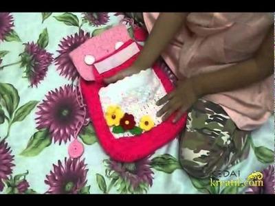 Makteh Crochet Gallery - Beg Kait Pinky