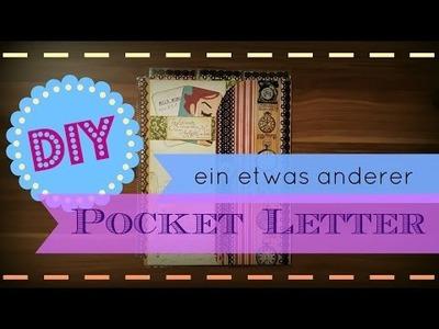 [watch me craft] | MEEEGA POCKET LETTER | DIY