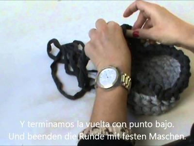 Ganchillo XL-Asas - XL Haekeln Griffe