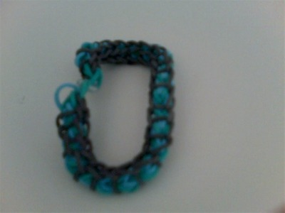 Rainbow Loom Spiral Armband Deutsch #8