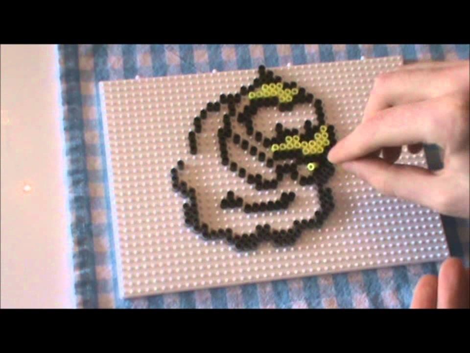 Bügelperlen Vorlage 27 Lakitu Perler Beads Tutorial 27 Lakitu