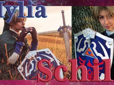 Hylia Schild DIY I Semmy´s Art