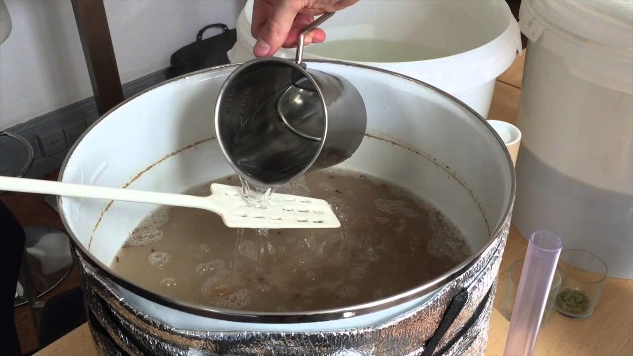 Homebrewing Amarillo Weizenbock, Bier selber brauen, Craft Beer