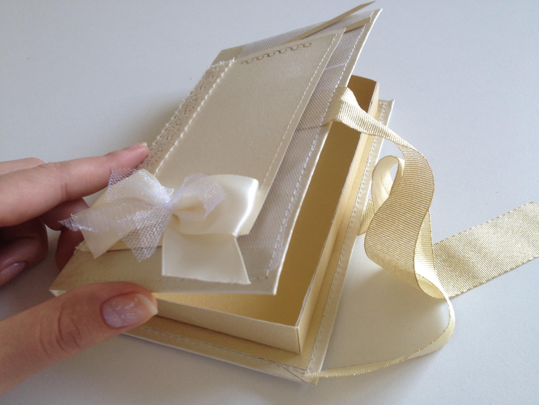 Buch-Schatulle. DIY. Teil 2.2. Anna's Papier