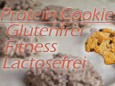Protein Cookies | Fitness Kekse selber machen | Glutenfrei | Lactosefrei | DIY