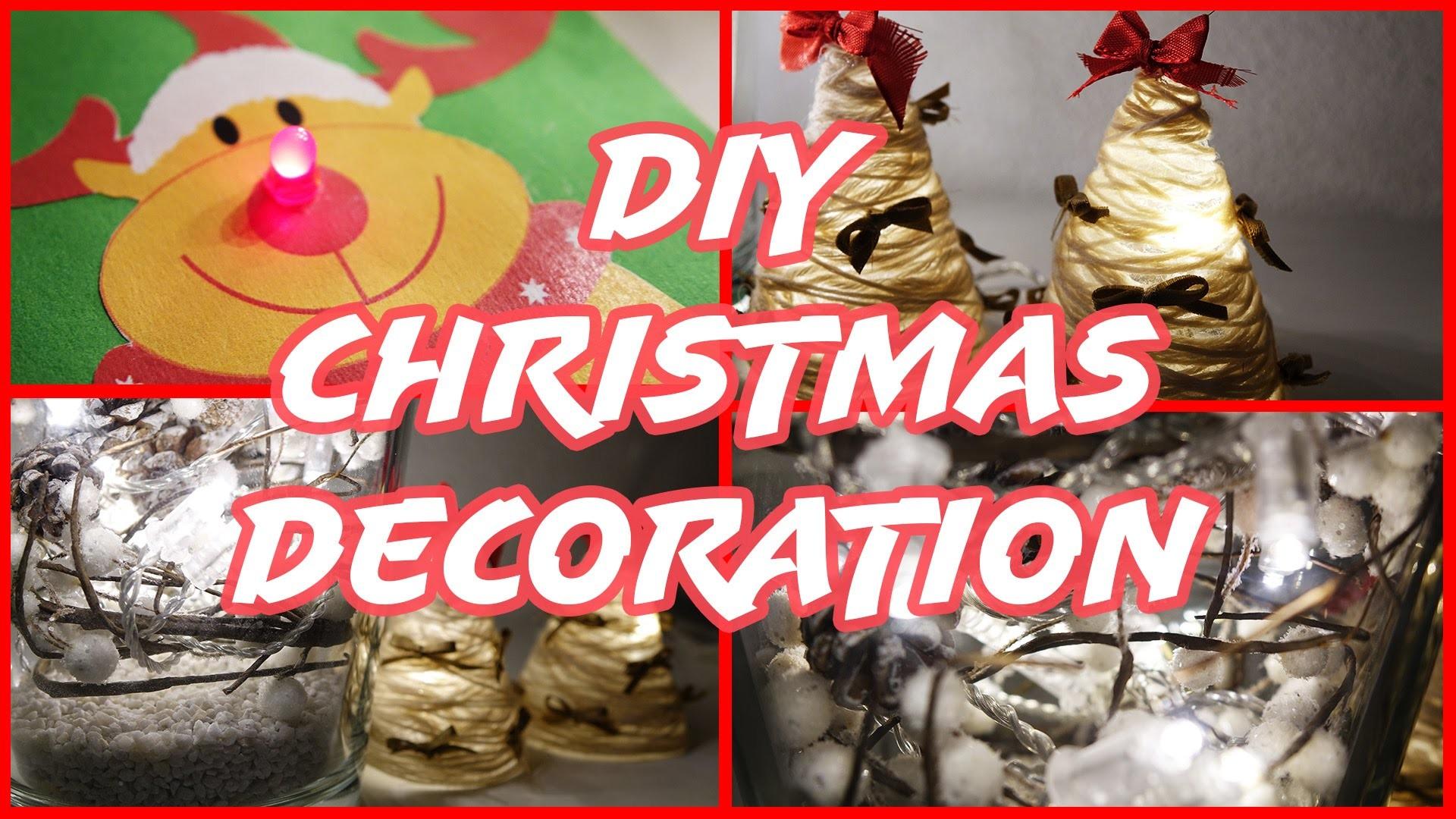 DIY: Christmas Decoration [60fps]