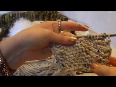 DIY:keka ein HERZ stricken , ganz einfach + schnell-HÄKEL - SCHULE,auch zum FILZEN