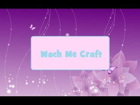Wach Me Craft. Art Journal