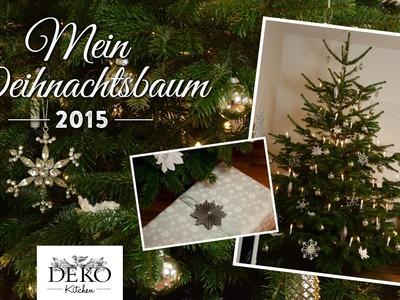 Meine Weihnachtsbaumdeko 2015 & Mini-Roomtour