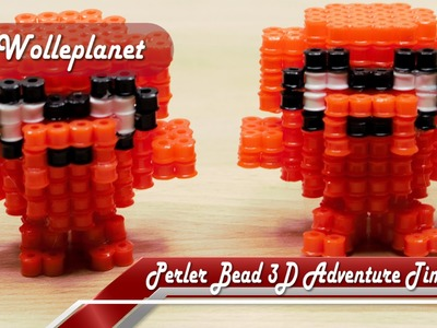 Perler Bead 3D Adventure Time Jake