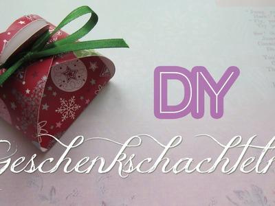 [DIY] Einfache Geschenkschachteln