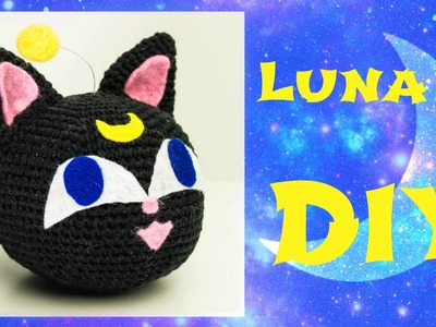 Sailor Moon Luna P häkeln *Do it Yourself*