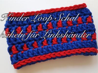 Wolle Myboshi Loop Schal Eniwa Häkelanleitung Für Fortgeschrittene