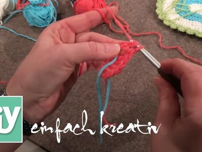 Tutorial: Stäbchen häkeln | DIY einfach kreativ