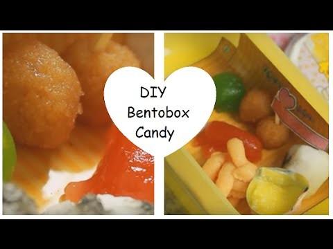 DIY  Bento Box Candy Kit | deutsch. german