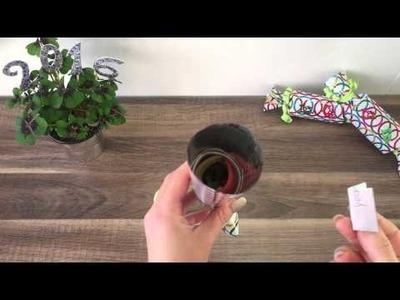 DIY Knallbonbon basteln, für Silvester, Geburtstag oder Partys