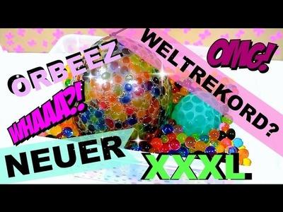 Orbeez Stress Ball Very Big | The biggest Orbeez Ball? | XXl Orbeez | DIY GIGANT Orbeez