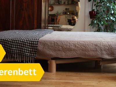 DIY Anleitung – Scherenbett aus Karton einfach selber bauen | Roombeez – powered by OTTO