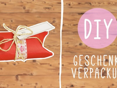 DIY mit Nina Moghaddam: Geschenkverpackung