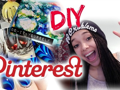 Pinterest DIY'S getetstet!
